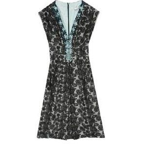 Nanette Lepore Lace Dress sz 8